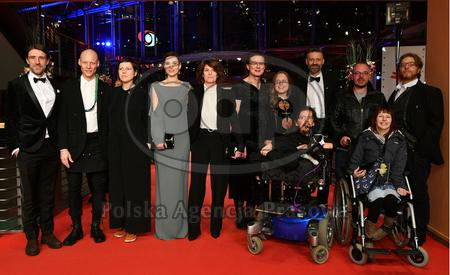 "Premiera filmu ""Touch me not"" na Berlinale 2018"
